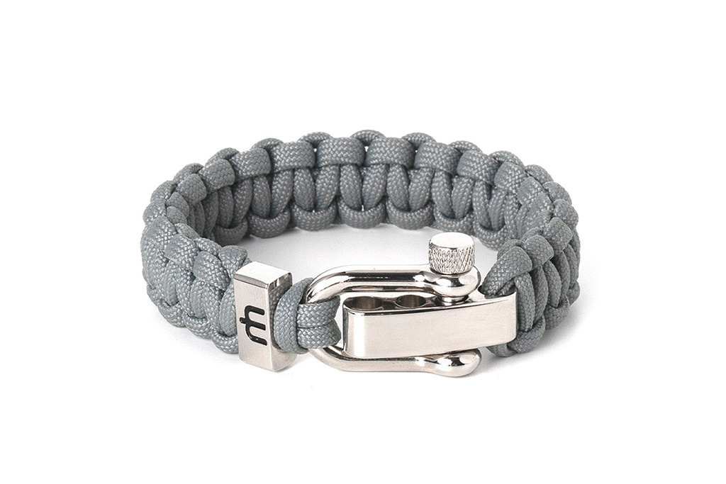 Musthef Classic grey armband