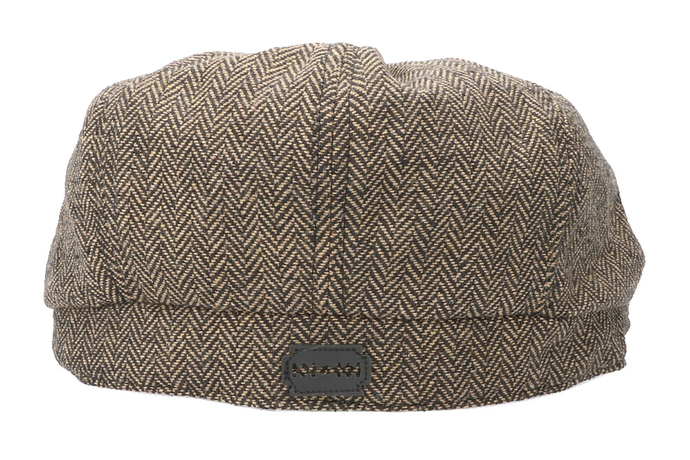 Shelby Brothers collection by Orange Fire Small Heath Brown Cap