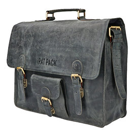 Rat Pack by Orange Fire Wolf 15.6 inch laptoptas