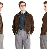 Simon James Cathcart 1938 Suede Brookland Jacket