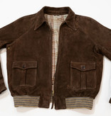 Simon James Cathcart Suede Brookland Jacket