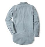 Simon James Cathcart 1927 Duck Egg Tattersall shirt