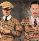 Simon James Cathcart 1929 Fair Isle Sweater