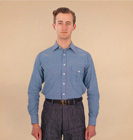 Simon James Cathcart 1948 Blue Rail Splitter workshirt