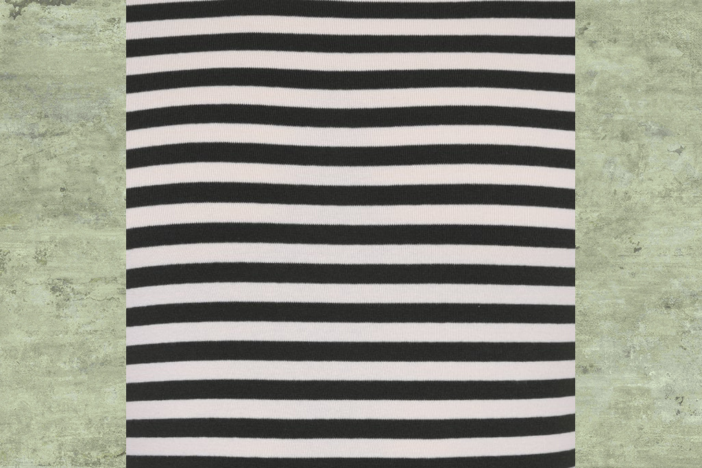 Collectif Jim Striped Green