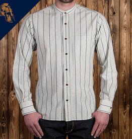 Pike Brothers 1923 Buccanoy Shirt Ipswitch ecru