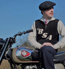Urban Bozz 1920s Motorcycle Sweater BSA