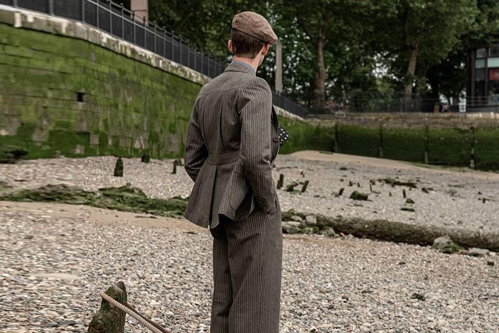 Simon James Cathcart 1928 Vaugan Arkwright 2-delig suit