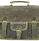 Rat Pack by Orange Fire Fusion 13 inch laptoptas