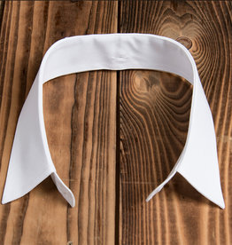 Pike Brothers 1923 Penny Collar starched white