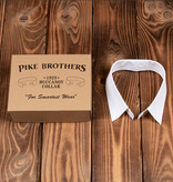 Pike Brothers 1923 Penny Buccanoy starched white