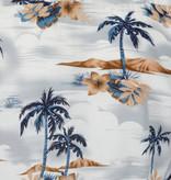 Collectif 50's Hawaii  Tomika Shirt
