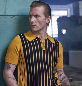 Collectif Pablo Stripped Poloshirt