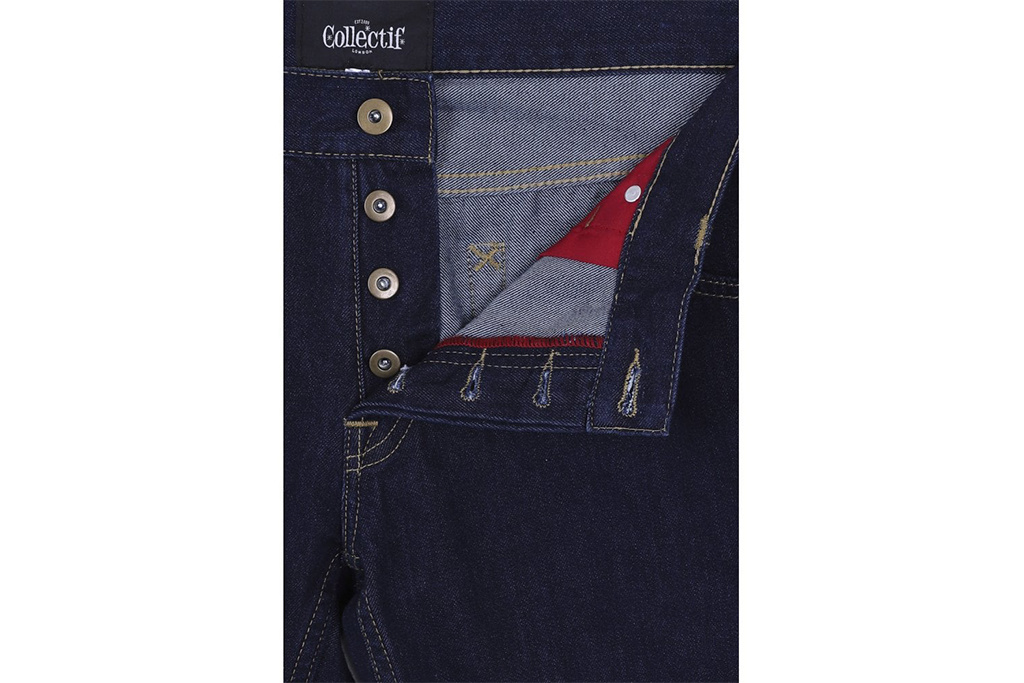 Collectif Teddy's 50's Jeans