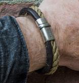 Josh Josh© Rope & Leather Beige No. 2