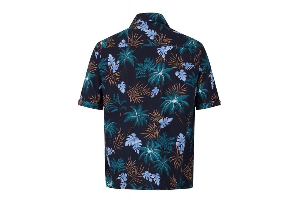 Collectif 50's  Tomika Haiti Shirt