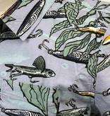 Dark Seas Division Hawaii Shirt Blue Stitson Aloha