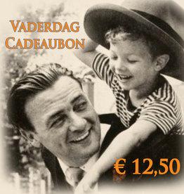 Urban Bozz Vaderdag Cadeaubon t.w.v.  €12,50