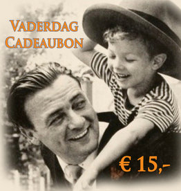 Urban Bozz Vaderdag Cadeaubon t.w.v.  15 euro