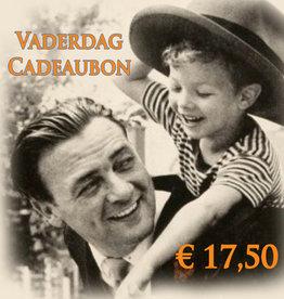 Urban Bozz Vaderdag Cadeaubon t.w.v.  €17,50