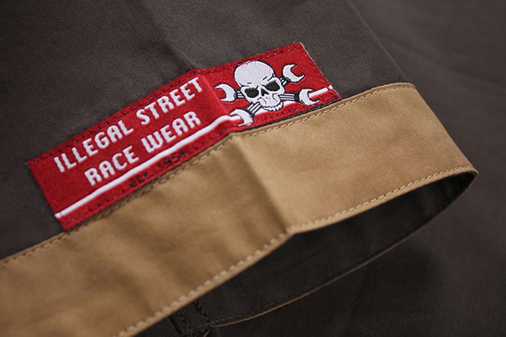 Rusty Pistons 1954  Illegal Street Race Shirt