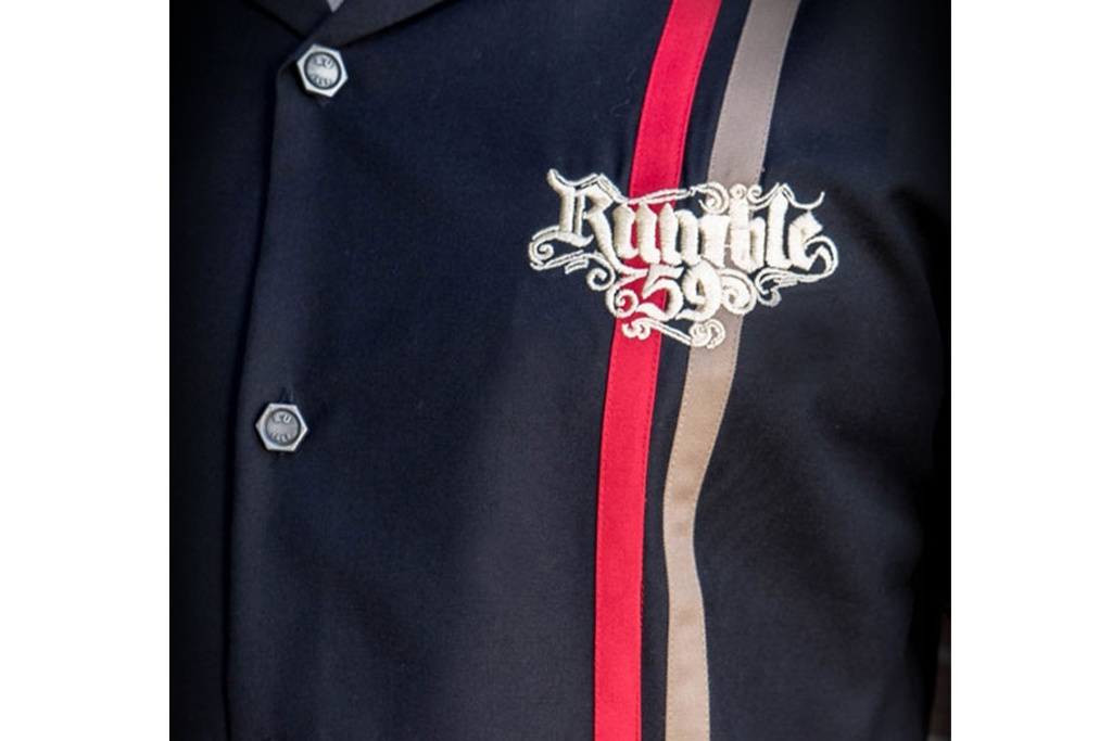 Rumble 59 Lounge Shirt Without a Cause