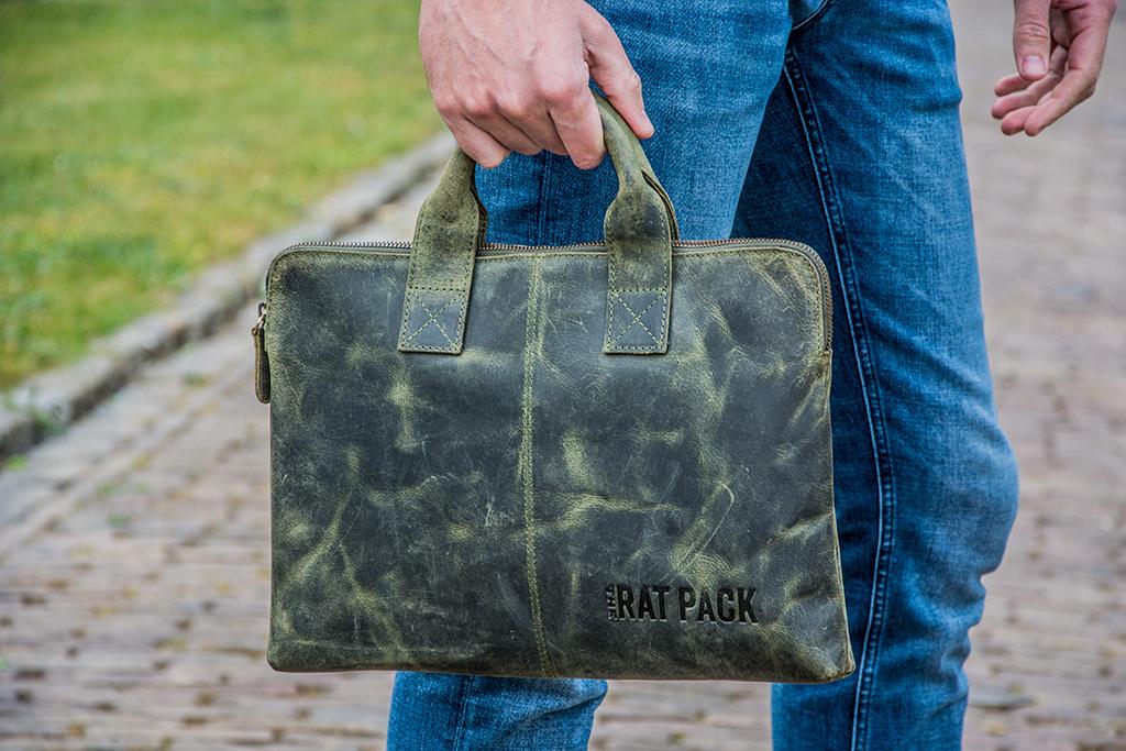 Rat Pack by Orange Fire Bebop 13 inch laptop handcarry