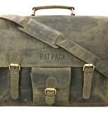Rat Pack by Orange Fire 15 inch laptoptas Matt vintage-look