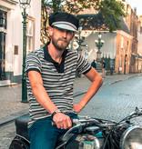 Freddies of Pinewood 50's Motorcycle Cap 'just like Elvis'