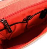 Orange Fire  Tablet tas Fallon brown