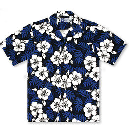 RJC Made in Hawaii Hawaii Shirt Hibiscus 2-tone