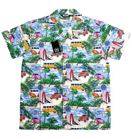 Relco London Hawaii Shirt Volkswagen Holiday