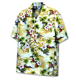 Pacific Legend Hawaii Shirt Hibiscus Island