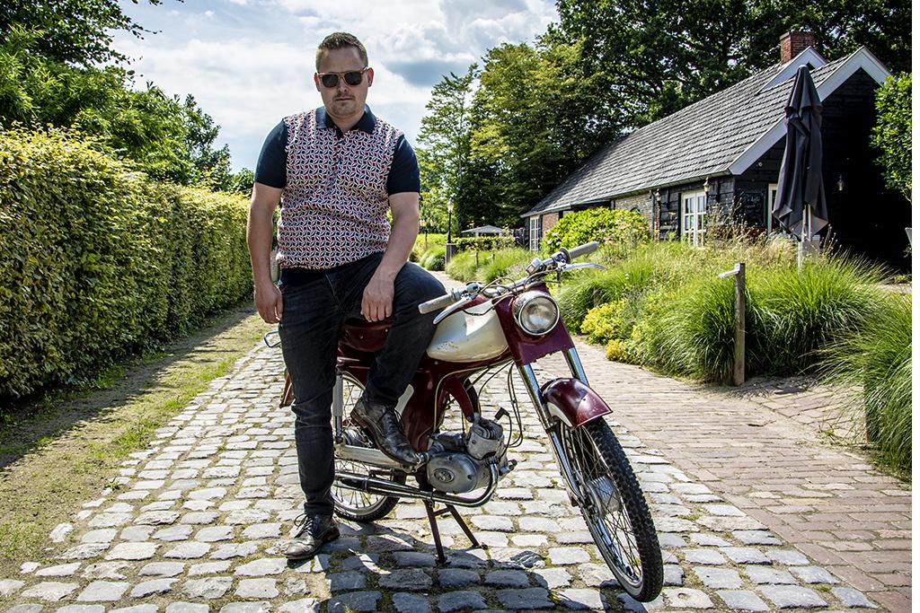 Ben Sherman Retro Polo Dutch Flag