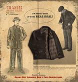 Timechine Company 1932 Charles Hunting Jacket  Corduroy