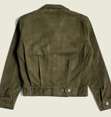 Timechine Company 1949 Harold Battle Dress Jacket  Green