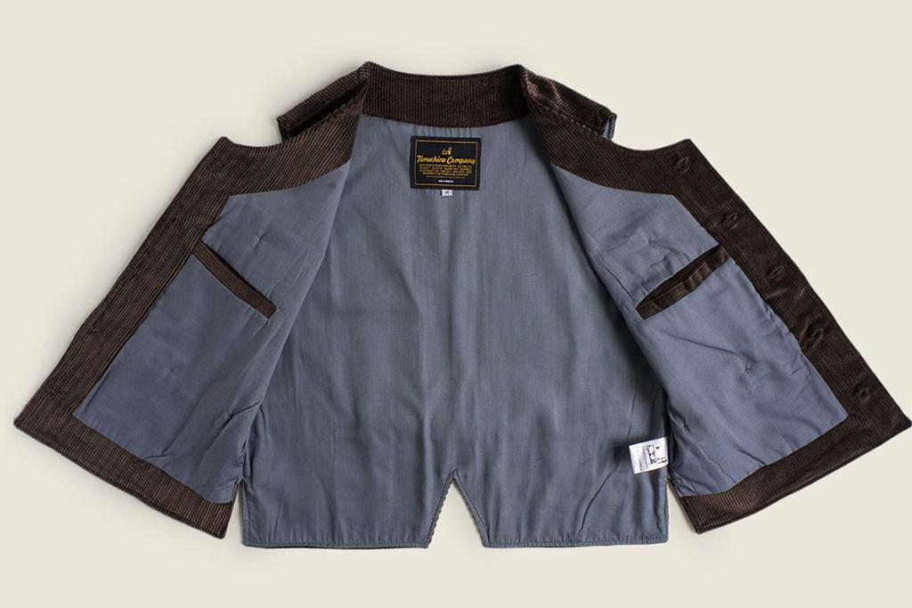 Timechine Company 1922 Bastien Hunting vest