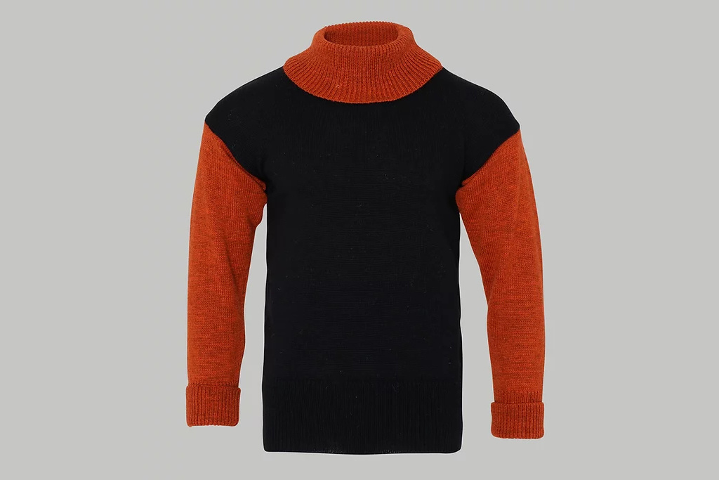 Stanley Biggs 1920 The Brough Rollneck