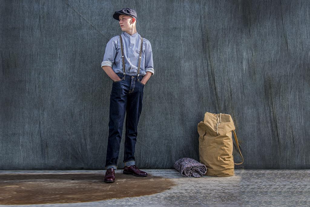 Collectif 1950 Paul Jeans