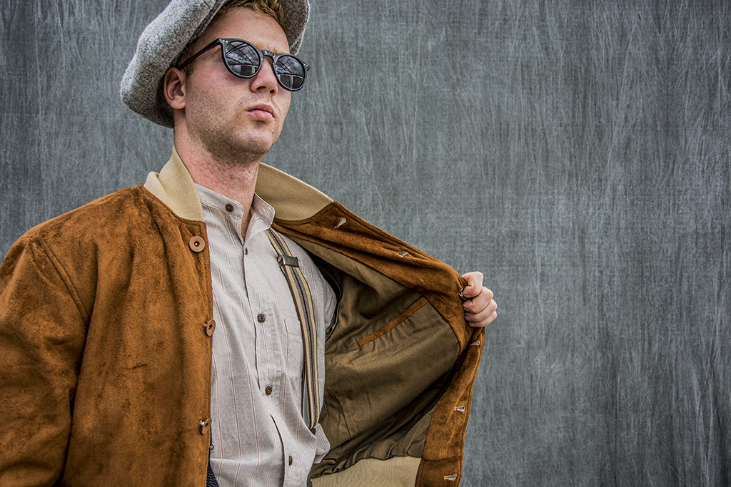 Urban Bozz 1939 Suede Mojave Jacket