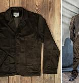 Pike Brothers 1905 Hauler Jacket Corduroy Olive
