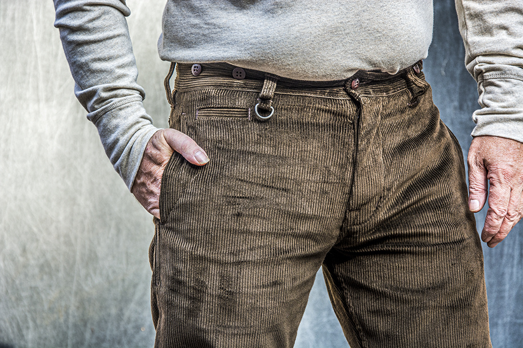 Pike Brothers 1942 Hunting Pant Corduroy Olive