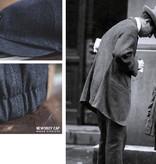 Maden 1925 Newspaper boy denim cap