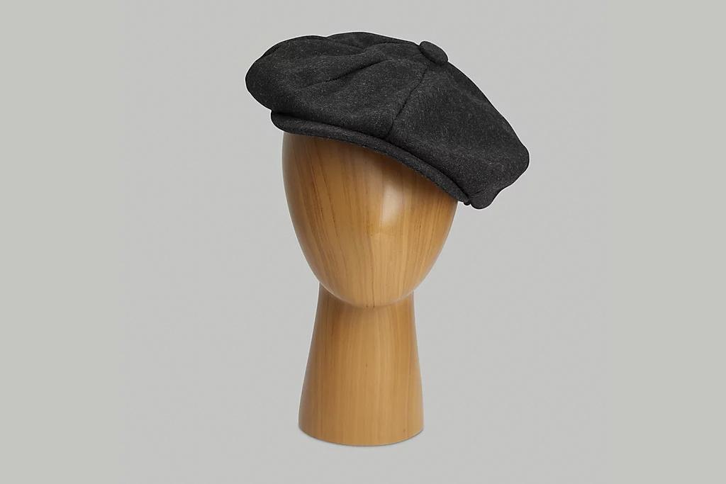 Stanley Biggs 1926 Mallory Cap