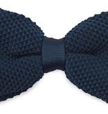Sir Redman Knitted Bowtie Navy