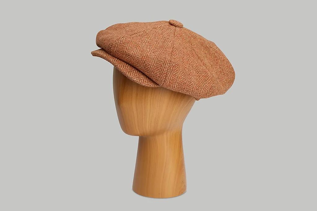 Stanley Biggs 1920 Haddon Cap