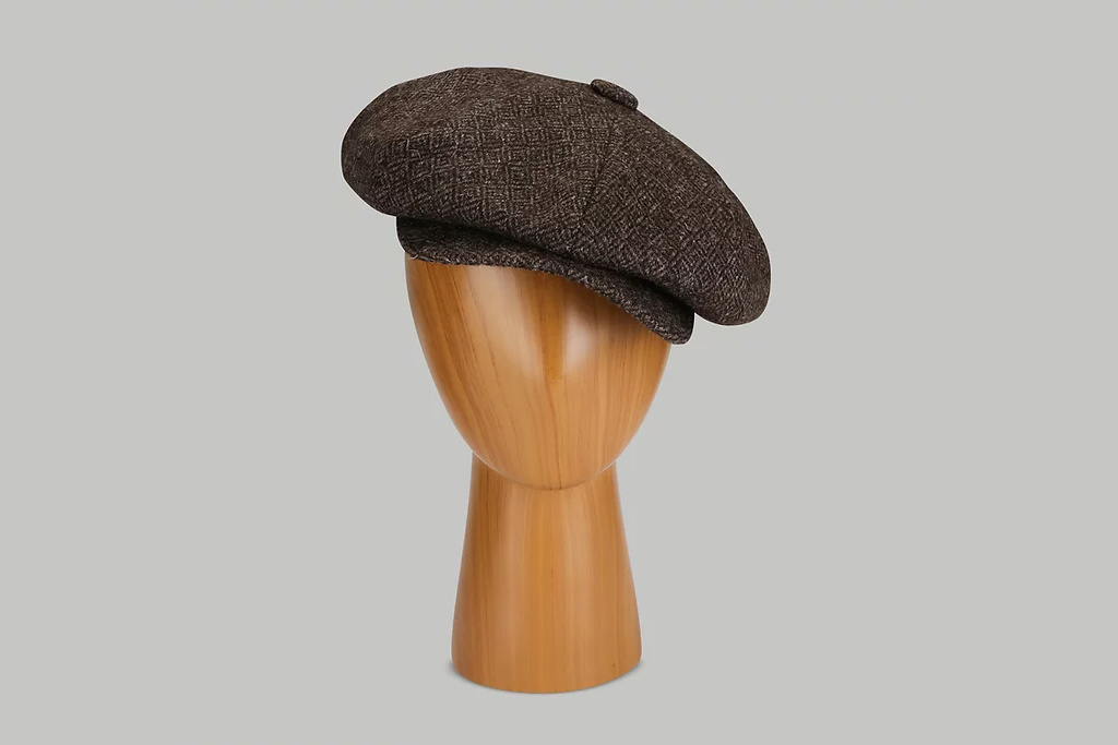 Stanley Biggs 1921 Chatsworth Cap
