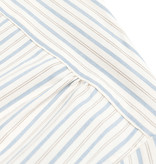 The Boogie Holiday & Co. 1920 Authentic Ivory-Blue Stripe shirt