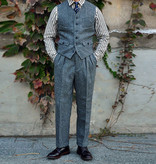 Annual Ring 1924 Coloured Speckle 3-delig Tweed Suit