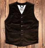 Pike Brothers 1905 Hauler Vest Corduroy Olive